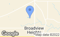 Map of Broadview Heights, OH